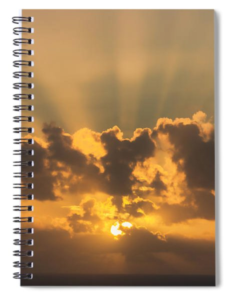 And Then There Was Day Five Spiral Notebook