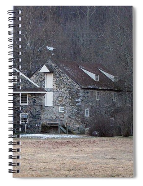 Andrew Wyeth Home Spiral Notebook