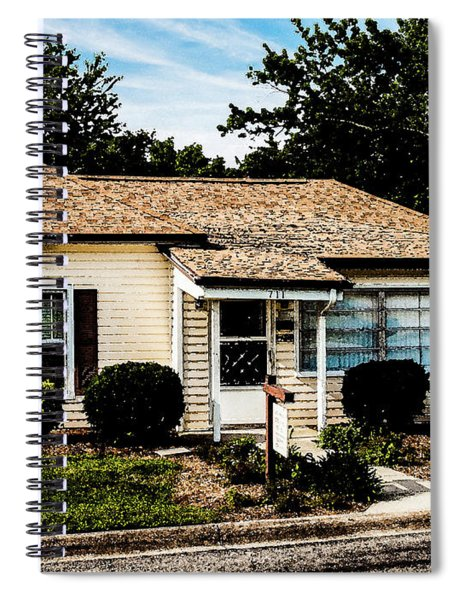 Andy's House Spiral Notebook