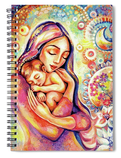 Angel Dream Spiral Notebook
