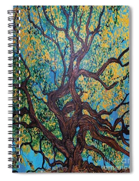 Angel Oak Young Spiral Notebook
