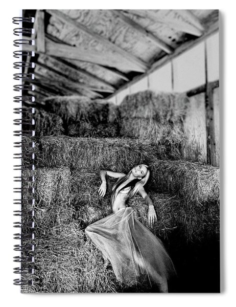 Angelus Domini Spiral Notebook