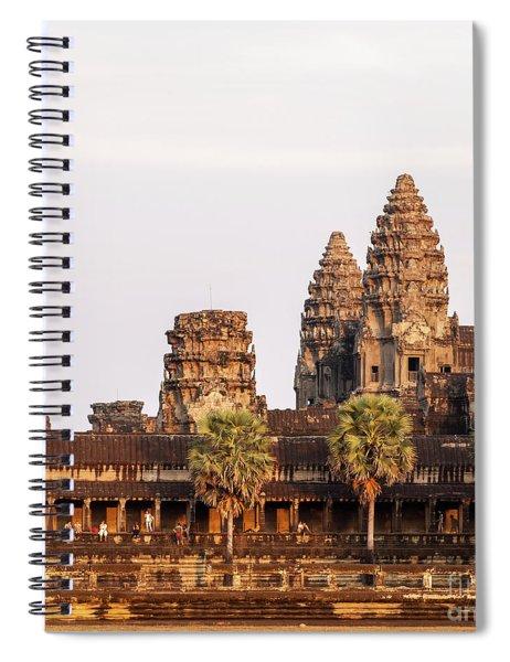 Angkor Wat 19 Spiral Notebook