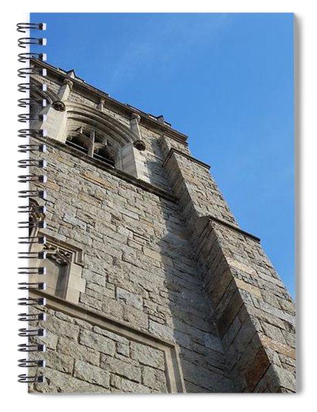 Anglican Edifice Spiral Notebook