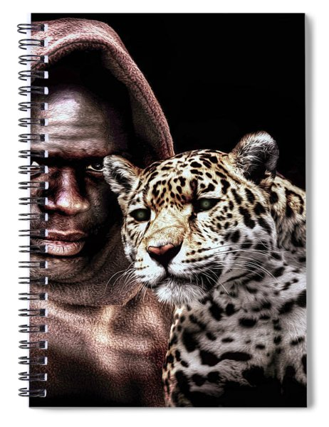 Animal Totem Spiral Notebook
