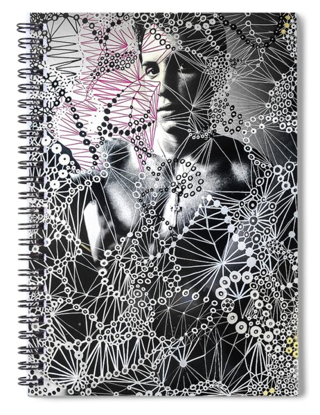 Annihilation Conversion Of The Self Spiral Notebook