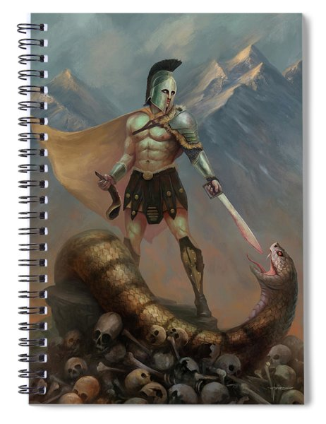 Announcing The King Spiral Notebook