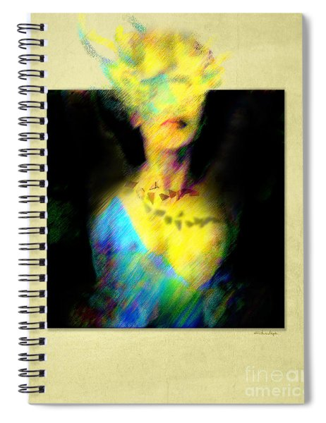 Anonymity Spiral Notebook