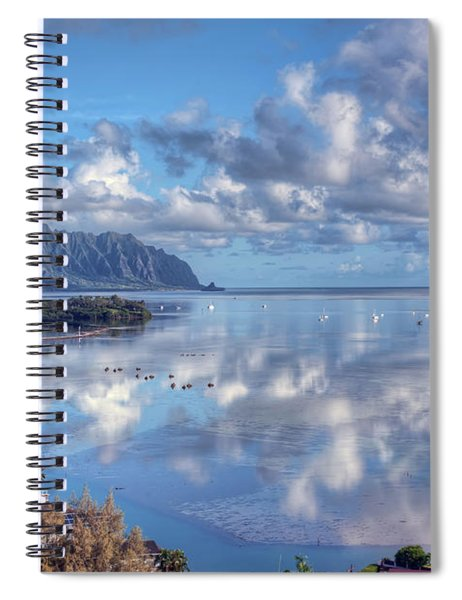 Another Kaneohe Morning Spiral Notebook