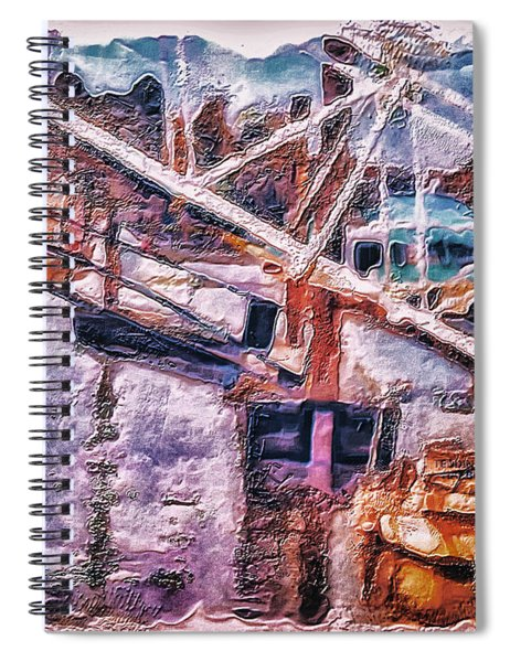 Another Picture For A Dentist Waiting Room Spiral Notebook