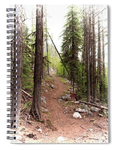 Another Way Spiral Notebook