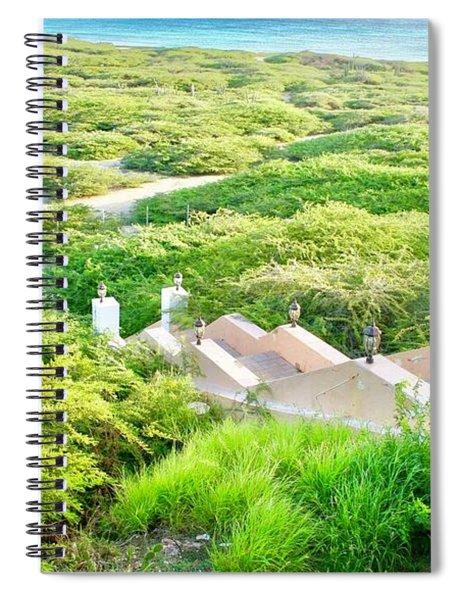 Another World Spiral Notebook