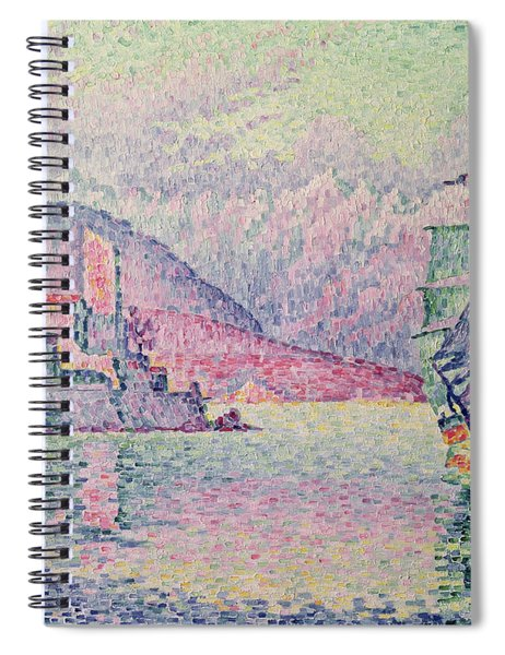 Antibes Spiral Notebook