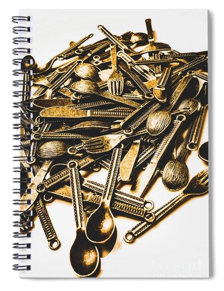 Antique Feast Spiral Notebook
