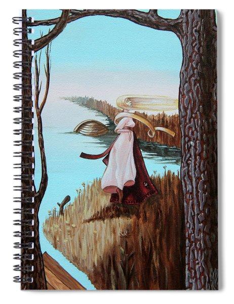 Anton Chekhov. Op.2760 Spiral Notebook