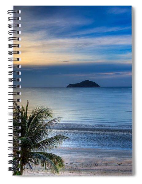 Ao Manao Bay Spiral Notebook
