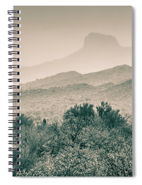 Apache Trail Spiral Notebook