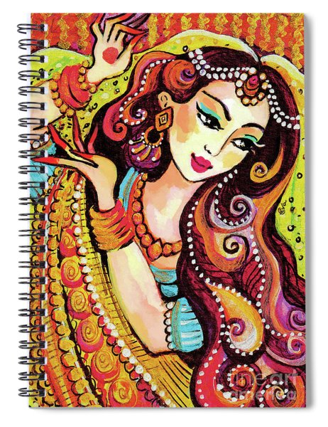 Abhinaya Spiral Notebook