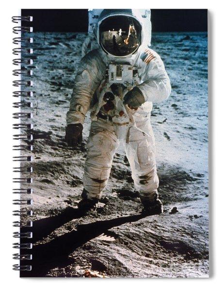 Apollo 11 Buzz Aldrin Spiral Notebook