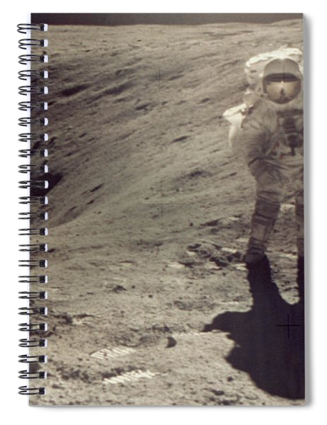 Apollo 16 Spiral Notebook