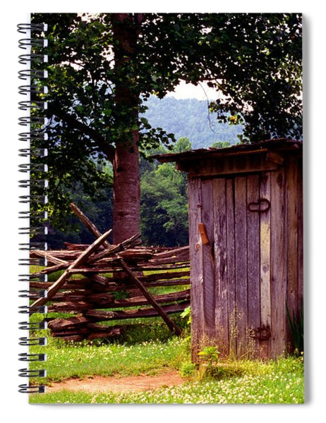 Appalachian Hill-ton Spiral Notebook