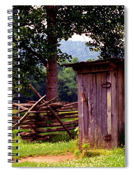 Appalachian Hill-ton Spiral Notebook
