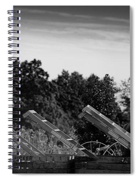 Apple Picking Spiral Notebook