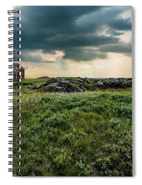 Approaching Forces Spiral Notebook