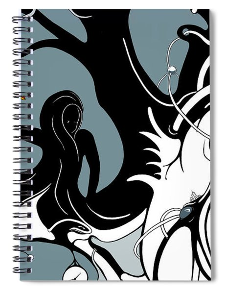 Aqualimb Spiral Notebook