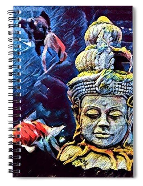 Aquarium Spiral Notebook
