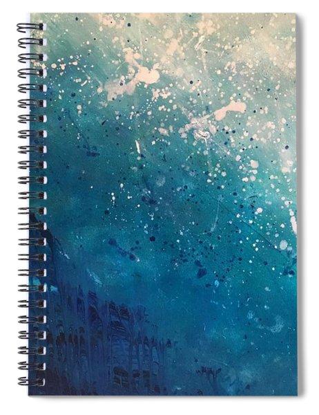 Aquatic Life Spiral Notebook