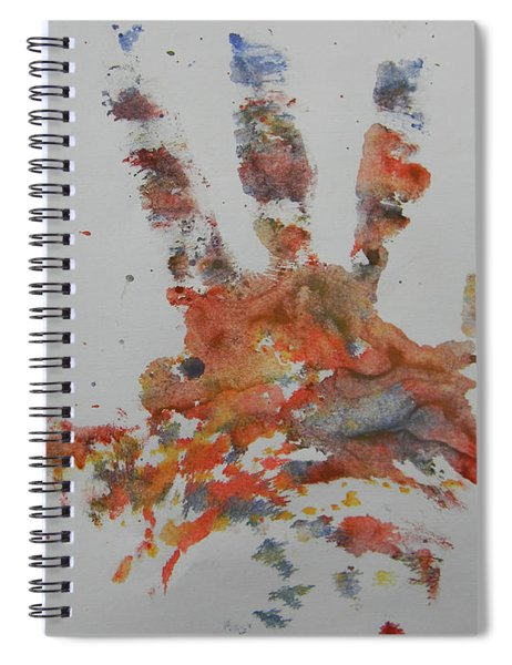 Arab Spring One Spiral Notebook