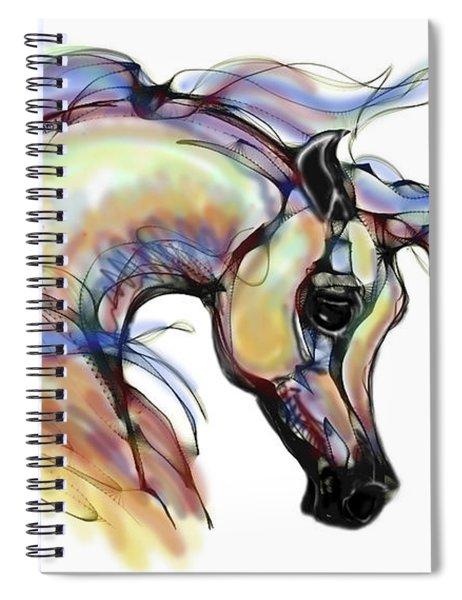 Arabian Mare Spiral Notebook
