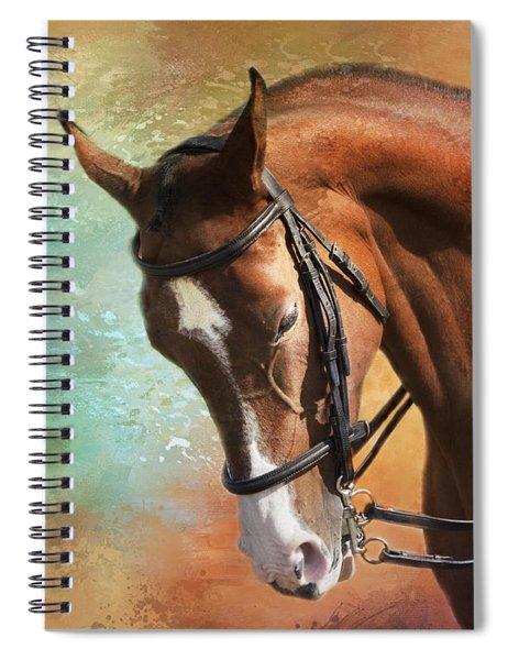Arabian Horse Spiral Notebook