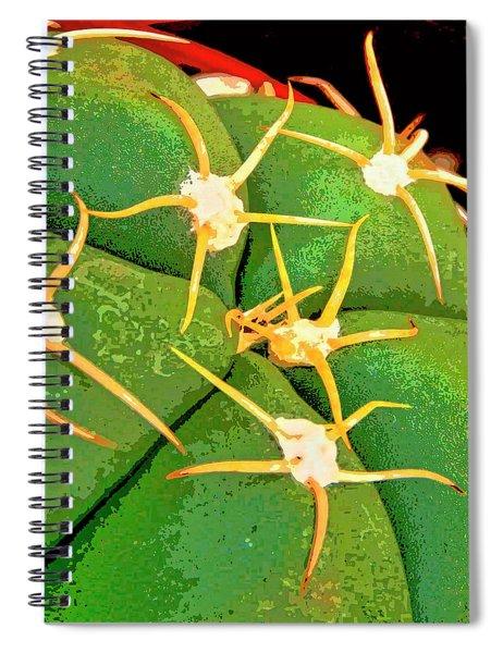 Arachnids Spiral Notebook