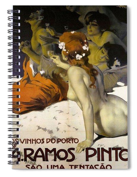 A.ramos Pinto Spiral Notebook