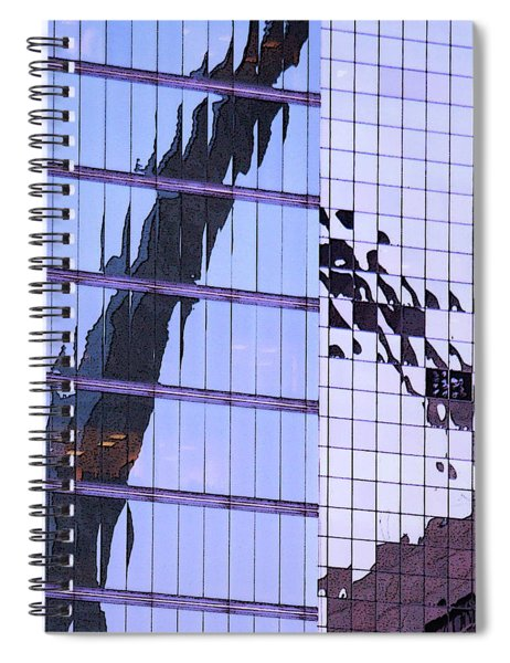 Arch Reflections Spiral Notebook