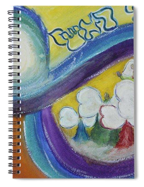 Archangels Spiral Notebook