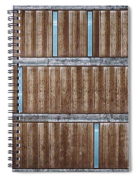 Architectural Dna Spiral Notebook