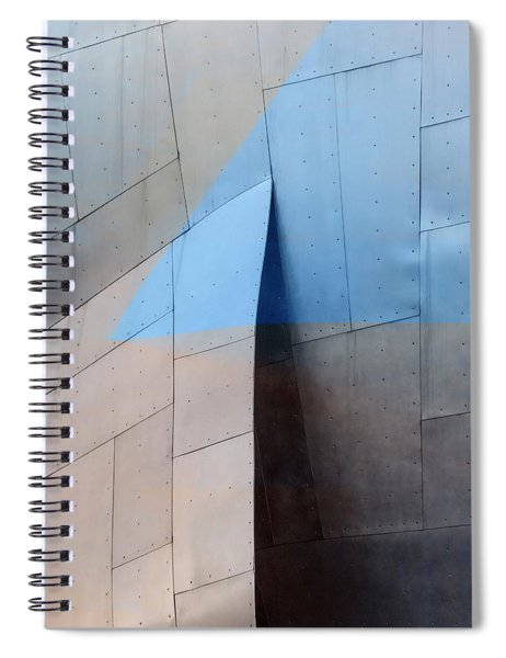 Architectural Reflections 4619h Spiral Notebook