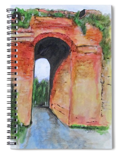 Arco Felice, Revisited Spiral Notebook
