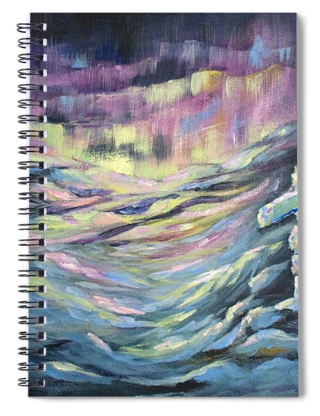 Arctic Experience Spiral Notebook