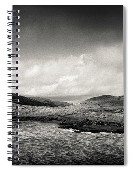 Ardvreck Castle Panorama Spiral Notebook