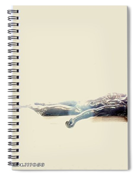 Arising Light Spiral Notebook