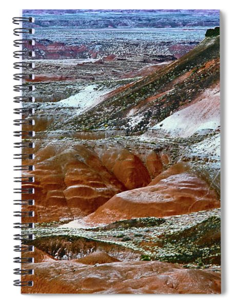 Arizona's Painted Desert Spiral Notebook