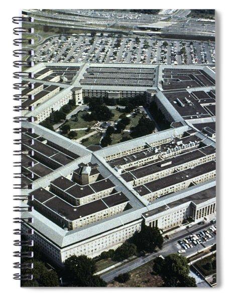 Arlington: Pentagon Spiral Notebook