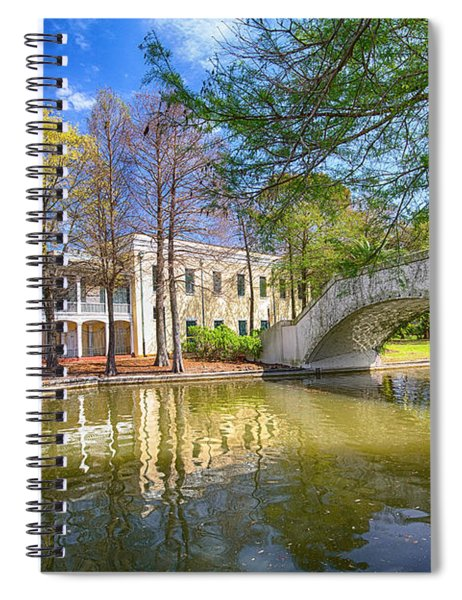 Armstrong Park, New Orleans, La Spiral Notebook