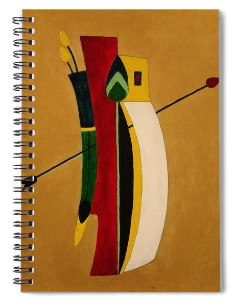 Arrow's Advantage Spiral Notebook