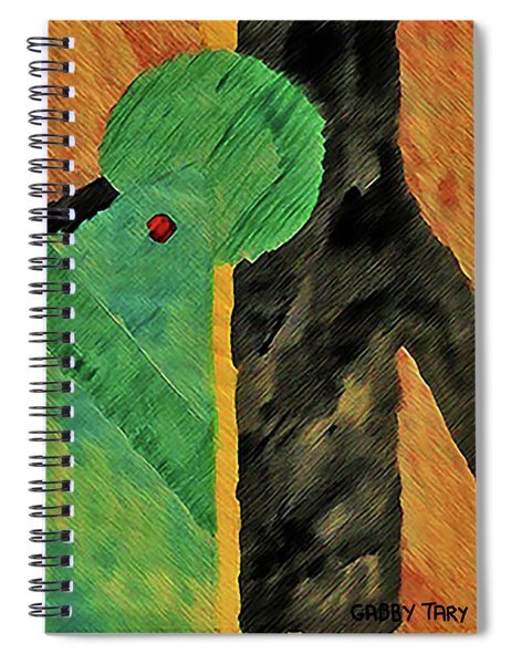 Art Deco #2 Spiral Notebook
