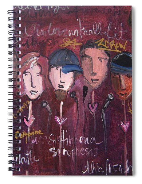 Art From Ashes 2010 Spiral Notebook